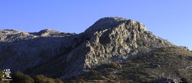 Piedra caliza gris y blanca...