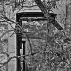 La ventana de la estación