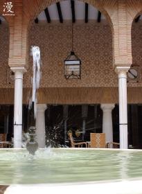Parador de Carmona. Antiguo Alcázar Árabe del S. XIV
