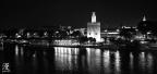 Sevilla: reflejos en el Guadalquivir