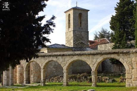 Monasterio de San Antonio de La Cabrera