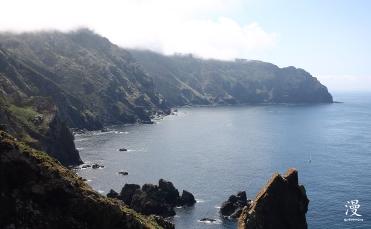 La costa Ártabra desde Cabo Ortegal